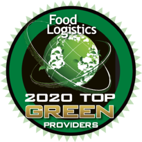 Food Logistics 2020 Top Green Providers Award